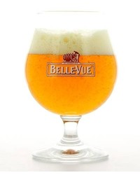 Beer glasses - Glass Belle-Vue 33 cl