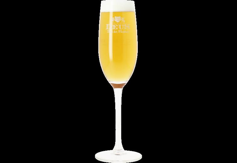Ölglas - Deus Brut Des Flandres beer glass - 12.5 cl
