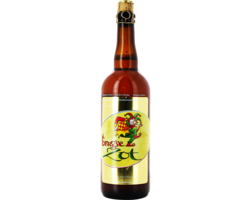 Bottled beer - Brugse Zot Blonde 75 cl