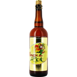 Botellas - Brugse Zot Blonde 75 cl