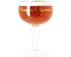 Verres à bière - Verre Trappistes de Rochefort Collection - 3 L