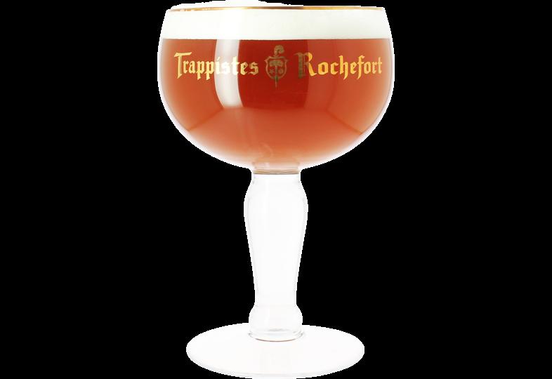 Bierglazen - Glas Rochefort voor verzamelaars - 3 L