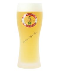 Biergläser - Verre Blanche de Bruxelle - 33 cl