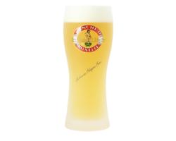 Verres à bière - Verre Blanche de Bruxelles - 33 cl