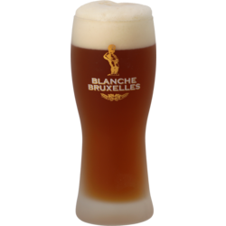 Bierglazen - Glas Blanche de Bruxelles - 33 cl