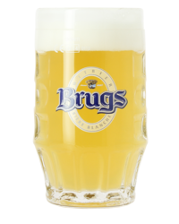 Beer glasses - Brugs small beer mug - 25 cl