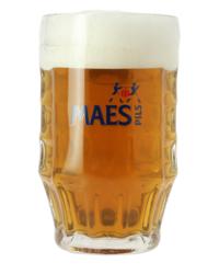 Verres à bière - Verre Maes chope - 50 cl