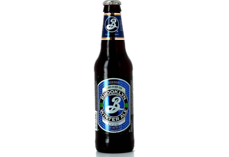 Bottled beer - Brooklyn Winter Ale