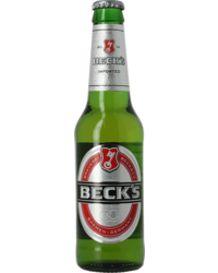 Bottled beer - Beck's