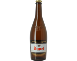 Bottled beer - Duvel 75 cL