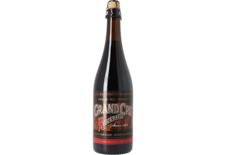 Bottled beer - Rodenbach Grand Cru 75cL