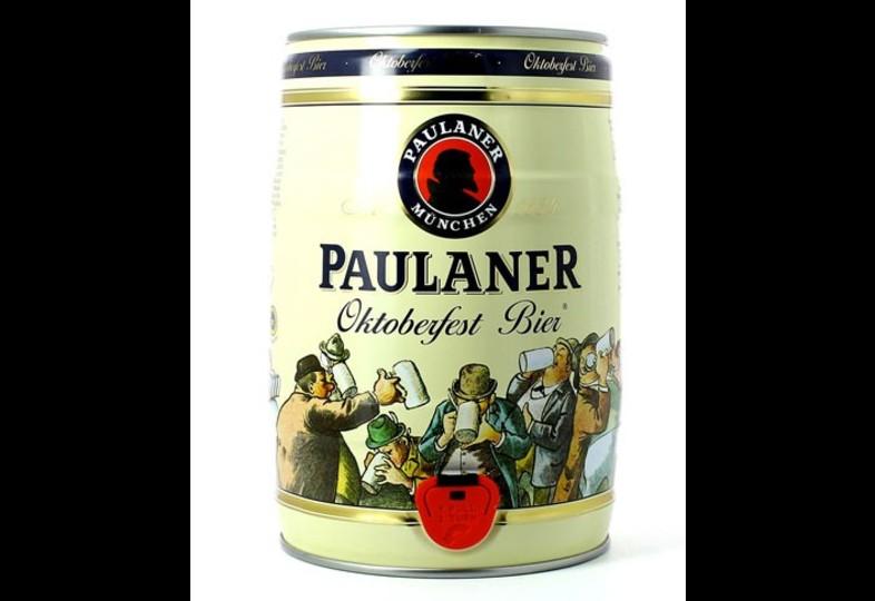 Kegs - keg 5L Paulaner Oktoberfest