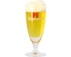 Beer glasses - Rodenbach beer glass - 25 cl