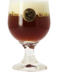 Biergläser - Verre Charles Quint - 33 cl
