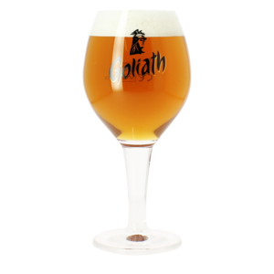 Goliath beer glass - 33 cl