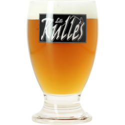 Beer glasses - Rulles beer glass - 25 cl