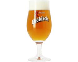 Beer glasses - Diekirch beer glass