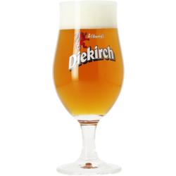 Bierglazen - Glas Diekirch - 25 cl