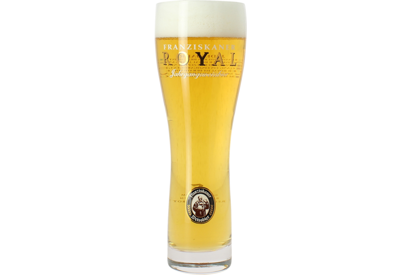Beer glasses - Franziskaner Royal Glass