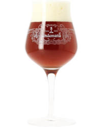 Biergläser - Verre Lindemans à pied - 25 cl