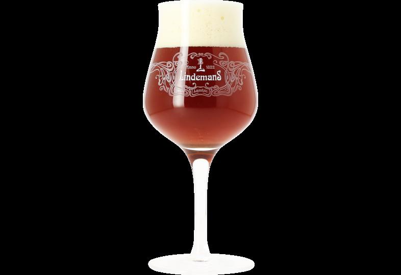 Verres à bière - Verre Lindemans à pied - 25 cl