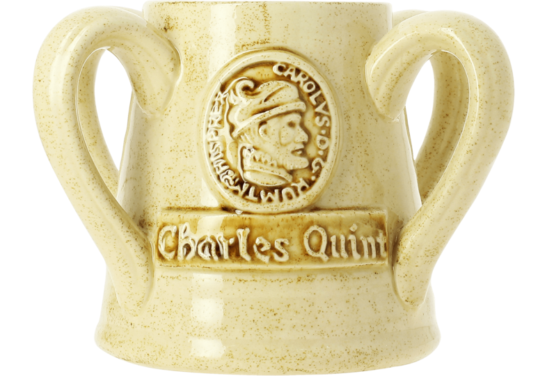 Beer glasses - Charles Quint beer glass - 33 cl