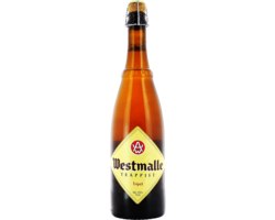 Bottled beer - Westmalle Tripel 75cl