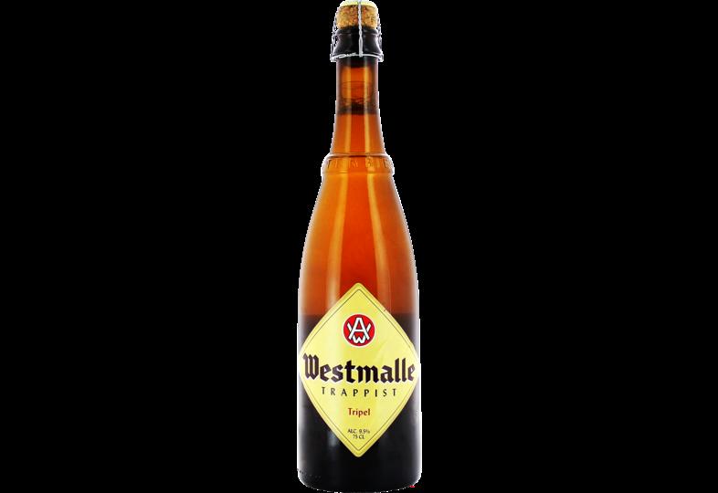 Flessen - Westmalle Tripel 75 cl