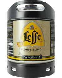 Barriles - Barril Leffe Blonde PerfectDraft 6 L