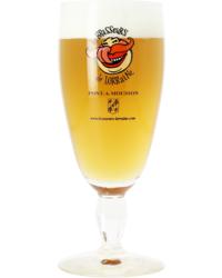Biergläser - Verre Les Brasseurs de Lorraine - 25 cl