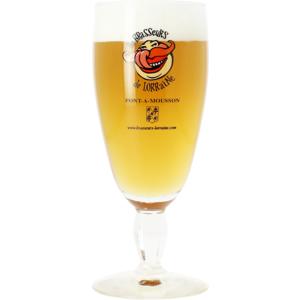 Copa Les Brasseurs de Lorraine - 25 cl