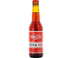 Bottled beer - Kekette Red
