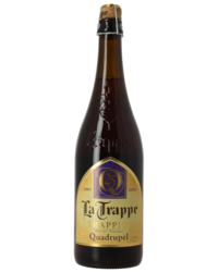 Bottled beer - Trappe Quadruple 75 cl