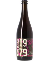 Bottled beer - Abbaye des Rocs Brune 75 cl