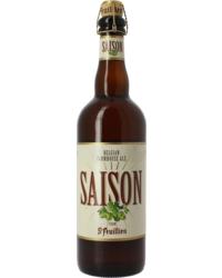 Botellas - St Feuillien Saison 75 cl