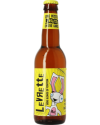 Bottled beer - La Levrette