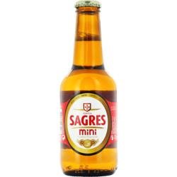 Bouteilles - Sagres mini
