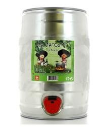 Fûts de bière - Fût 5L La Mascotte Printemps