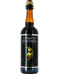 Bottled beer - Straffe Hendrik Quadruple 75 cl