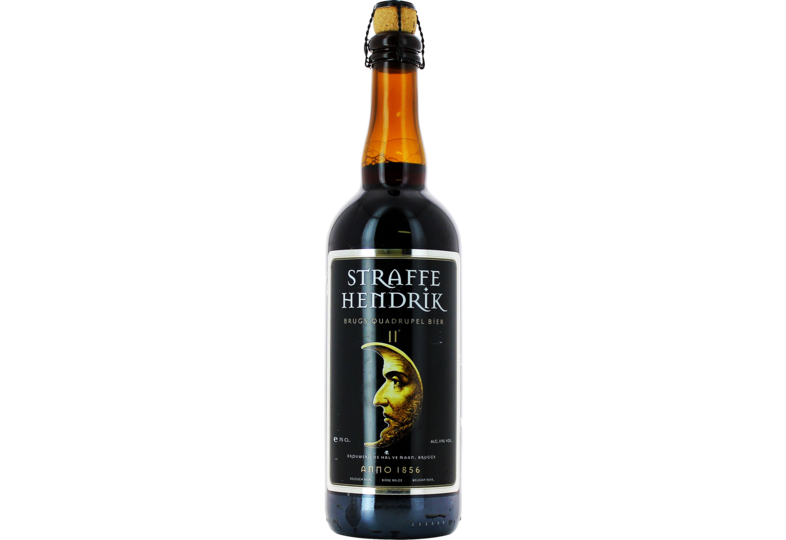 Botellas - Straffe Hendrik Quadruple 75 cl