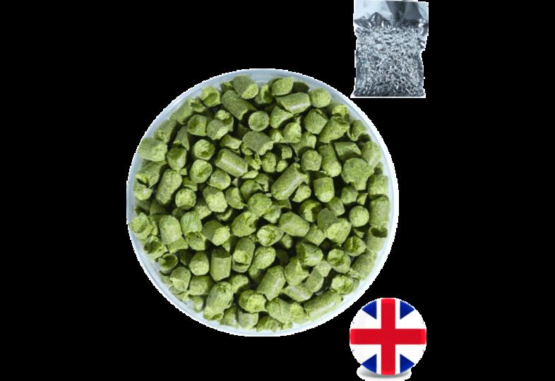 Houblons de brasserie - Houblon East Kent Goldings en pellets