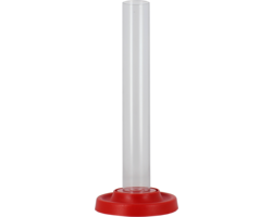 Outils de mesure - Plastic non-graduated test-tube