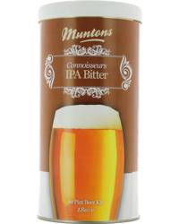 Bière classement par degrés - Kit à bière Muntons Connoisseurs IPA Bitter