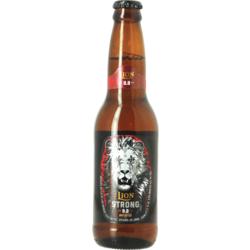Flessen - Lion Strong Beer
