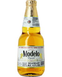 Bottled beer - Modelo Especial