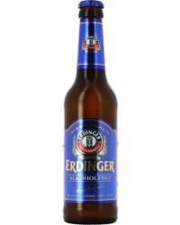 Bottled beer - Erdinger Weissbier Alkoholfrei