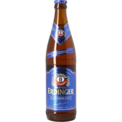 Flessen - Erdinger Weissbier Alkoholfrei