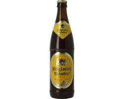 Bottled beer - Konig Ludwig Weissbier Hell