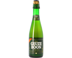 Bottled beer - Boon Oude Geuze