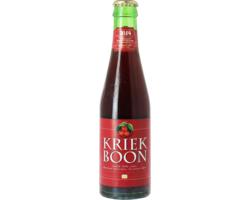 Bottled beer - Boon Kriek